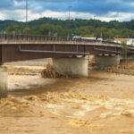 台風での洪水・水災で浸水したとき火災保険請求で補償される手順